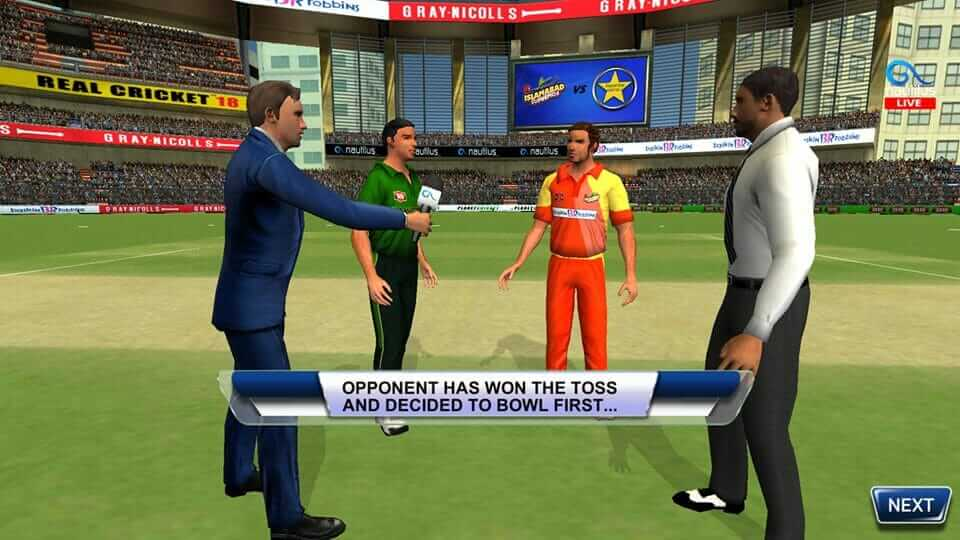 How To Play Real Cricket 19 Game