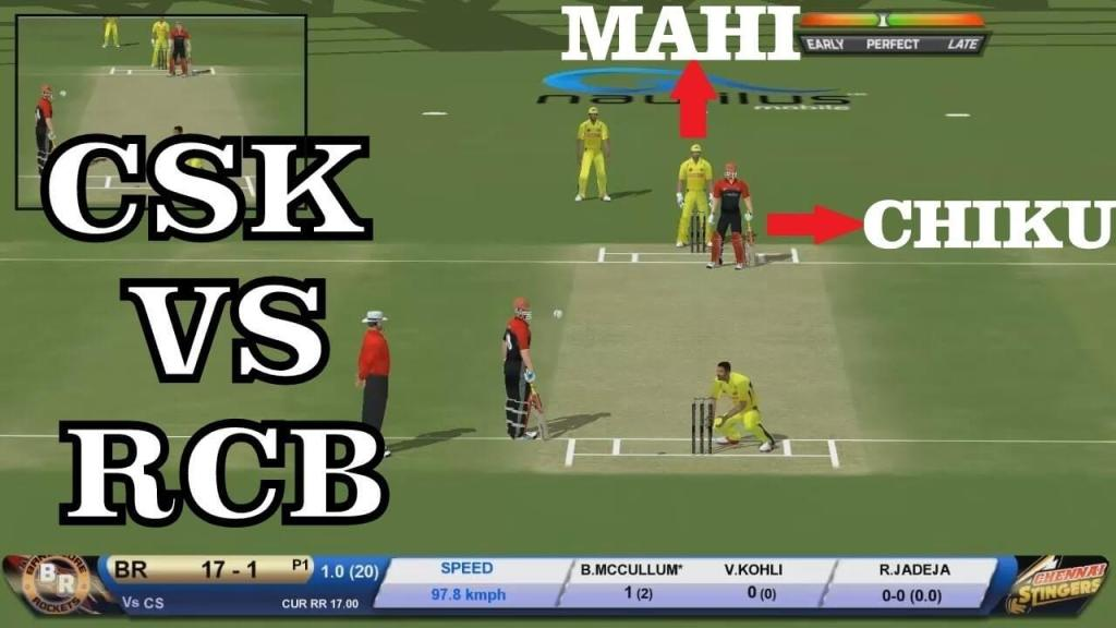 Real Cricket 19 IPL Auction Unlocked Apk - Update Released
