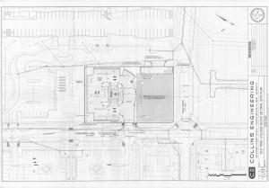 Crozet Hotel Site Plan