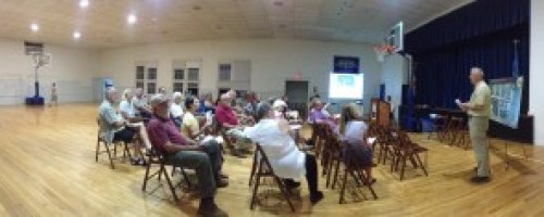 Crozet Community Association Meeting - 9-12-13