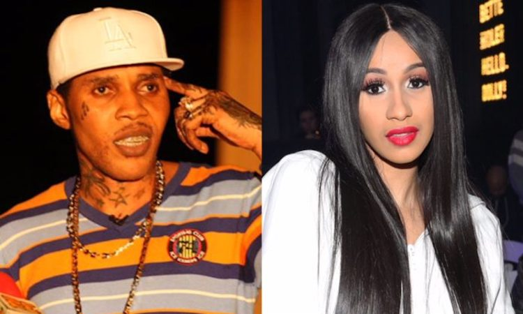 Vybz Kartel and Cardi B Collaboration Coming Soon Says Rvssian