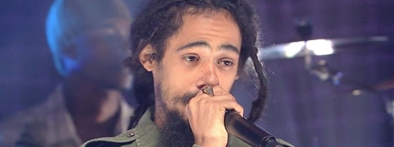 "Damian ""Jr. Gong"" Marley Wins 2018 Grammy ""Best Reggae Album"""