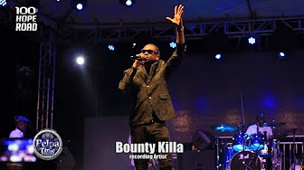 BOUNTY KILLER URGED GOVERNMENT TO PAY POLICE HIGHER WAGE