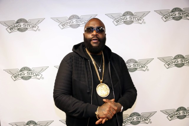 Aspiring Rapper Robs Wingstop To Get Rick Ross' Attention