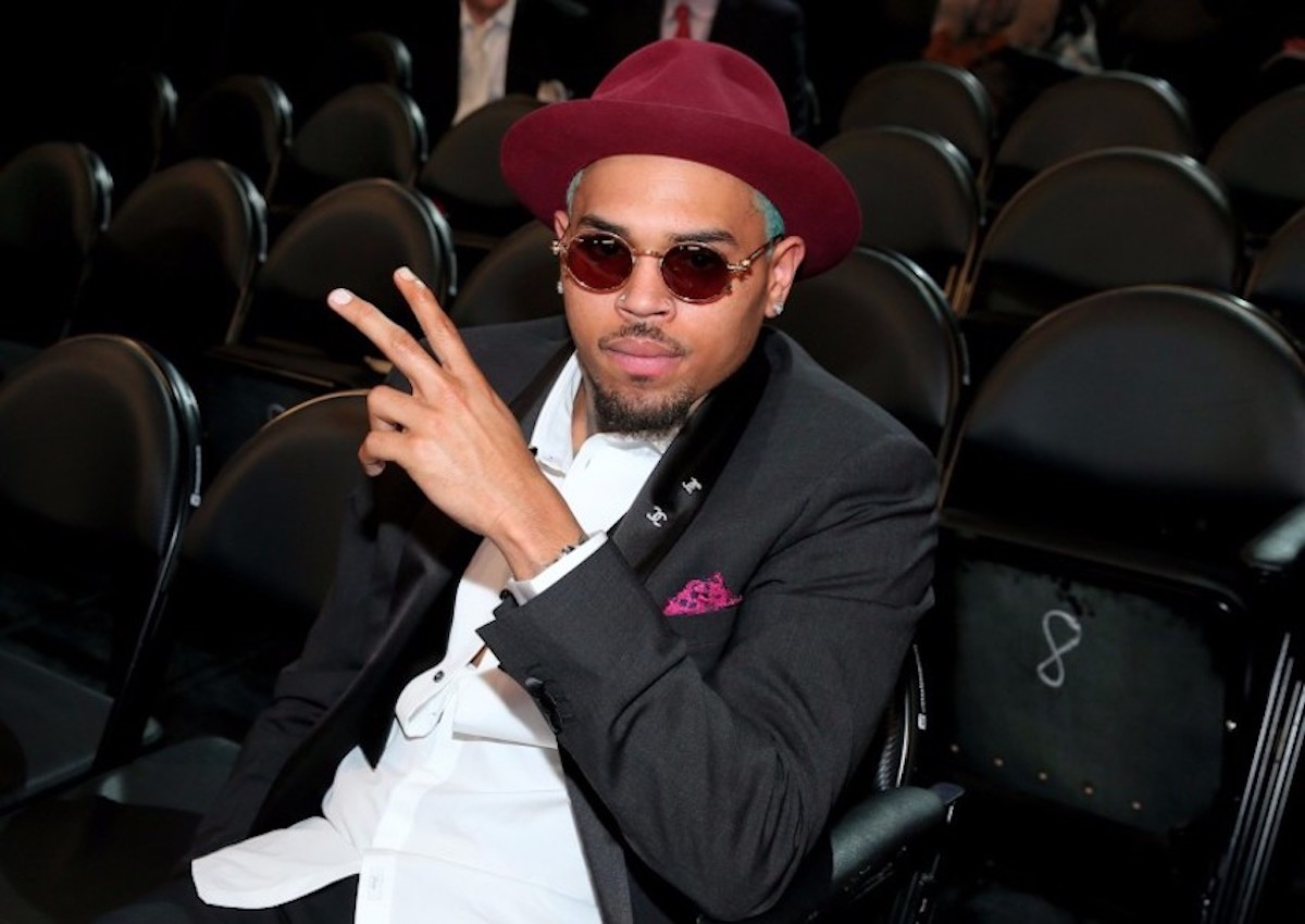 Chris Brown Dismiss Rihanna & Beyonce Fans, Put Some Respect On My Name