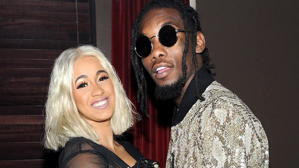 Cardi B & Offset Beefed Up Security Despite YG Statement On L.A. Gang Threat