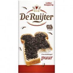 De Ruijter Chocolade hagel puur De Ruijter Chocolade hagel puur