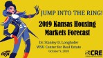 2019 Kansas Housing Markets Forecast Presentation