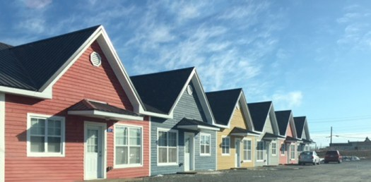 New Aberdeen Garden Townhouses
