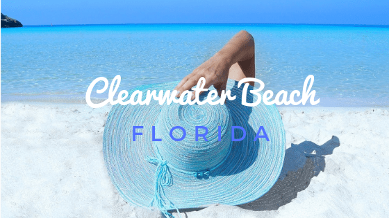 Clearwater beach, florid