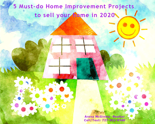 5 home improvement projects to sell your home in 2020