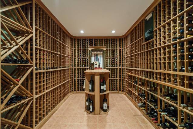 040_7109 Haymarket Lane Presented by MORE Real Estate_ Wine Cellar