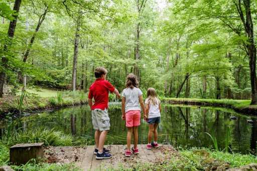 MORE Real Estate Group_kids at pond