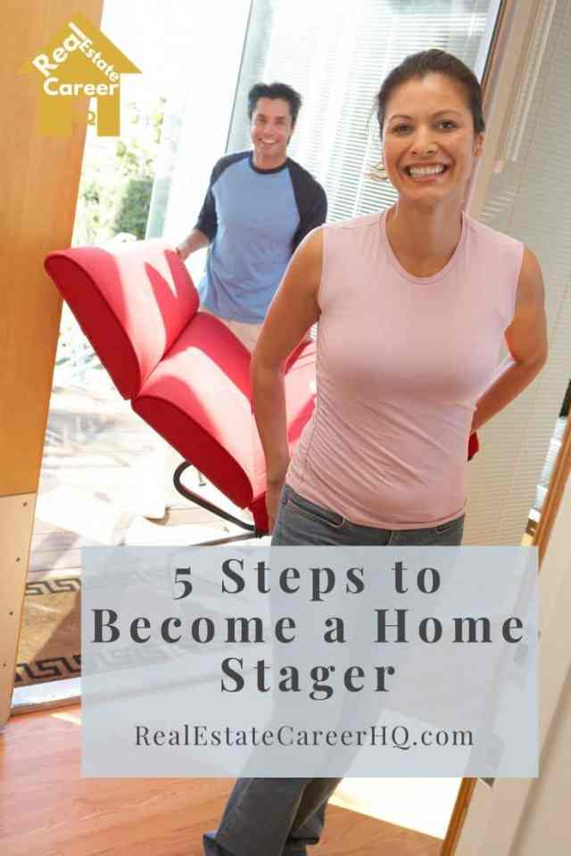 Steps to become a home stager Hawaii