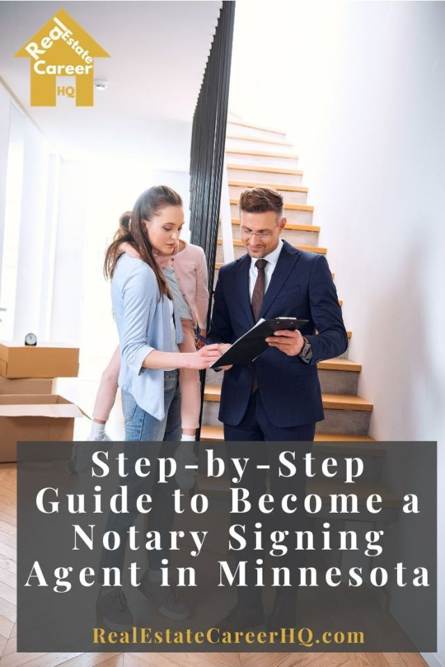 Steps to Become a Notary Signing Agent in Minnesota