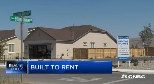 built to rent