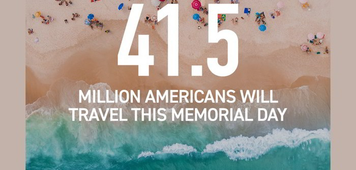42 Million Americans Will Travel Over Memorial Day