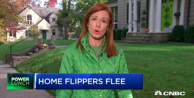 Are Shrinking Profits Causing Home Flippers to Flee???