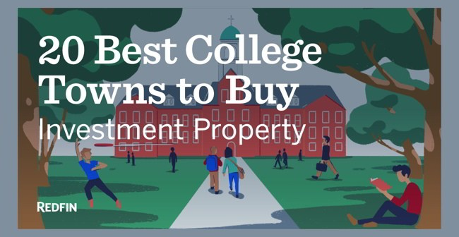 20 Best College Towns to Buy an Investment Property