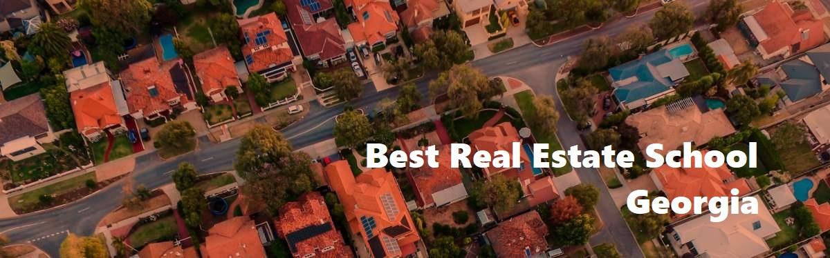 Top 4 Online Real Estate Schools in Georgia - Real Estate ...