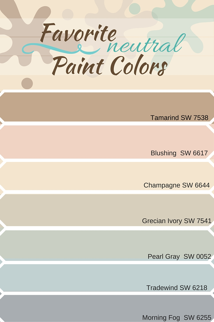 favorite neutral paint colors from sherwin williams real on paint colors by sherwin williams id=62583