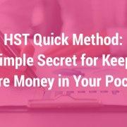 hst quick method