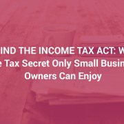 income tax act