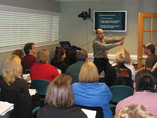 Key Yessaad - Training in Charlotte NC - Real Estate Web Strategy