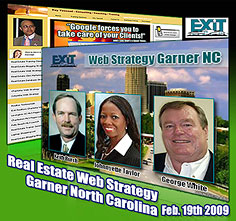 Garner Raleigh Real Estate Web Strategy Training 2/19/2009