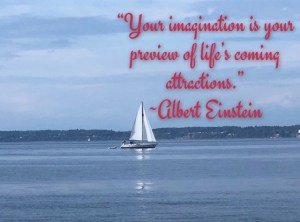 Bellingham bay sailboat