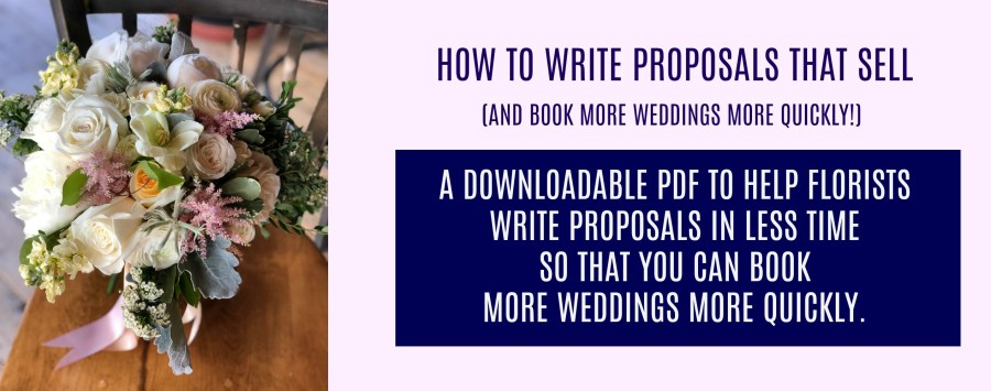 How To Book More Weddings More Quickly Real Flower Business