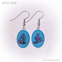 Limu Earrings (Blue)