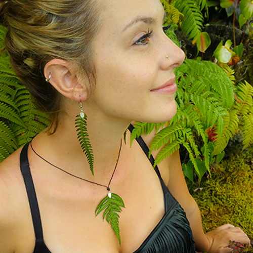 Rainforest Collection | Featuring preserved Hapu'u, Hawaii's spectacular native fern