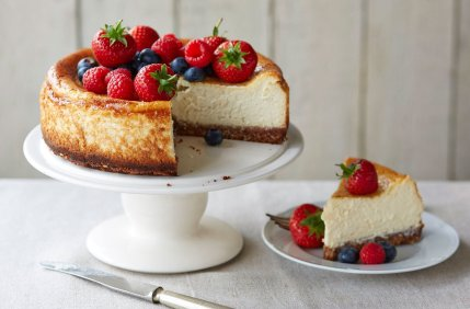 Image result for Baked Cheese Cake