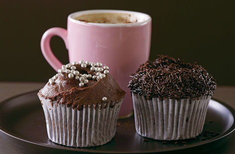 Hummingbird Chocolate Cupcakes Baking Tesco Real Food