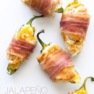 Jalapeno Chicken Poppers via Real Food by Dad