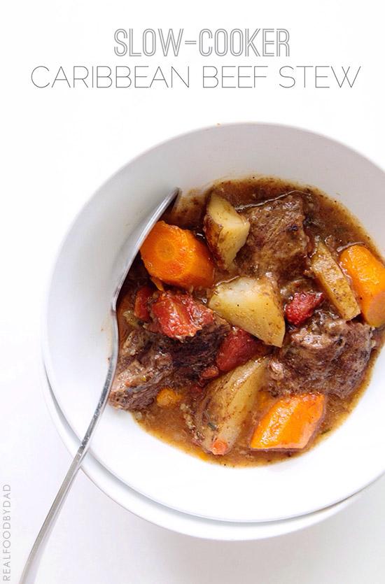 Slow cooker beef stew slow cooker beef stew via real food by dad forumfinder Gallery