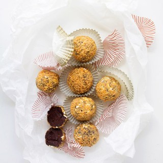 Butterfinger Truffles via Real Food by Dad copy