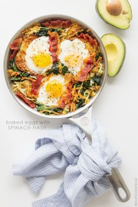 Power Breakfast Skillet from Real Food By Dad