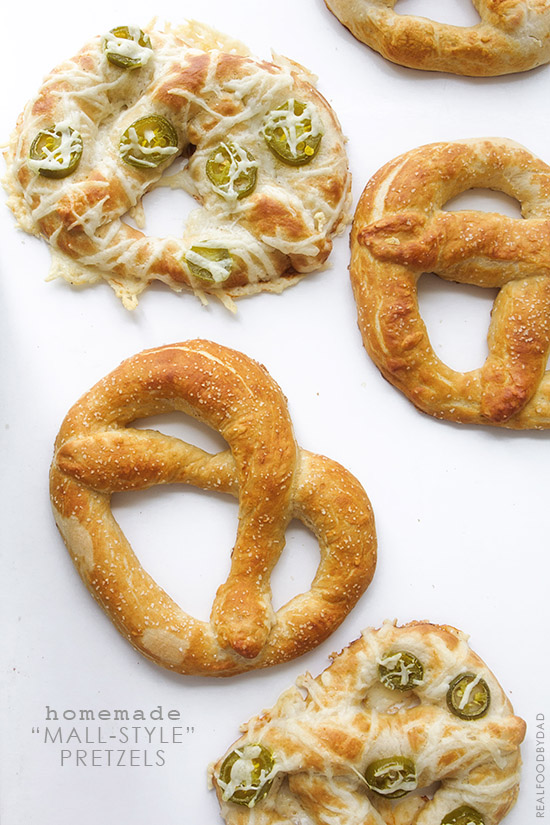 Homemade Pretzels _ Real Food by Dad