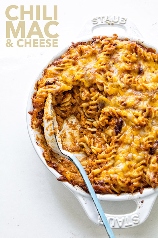Chili Mac and Cheese _ Real Food by Dad