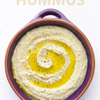 Ranch Hummus Real Food by Dad