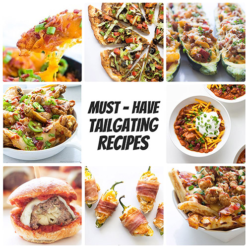 Must Have Tailgating Recipes   Real Food by Dad
