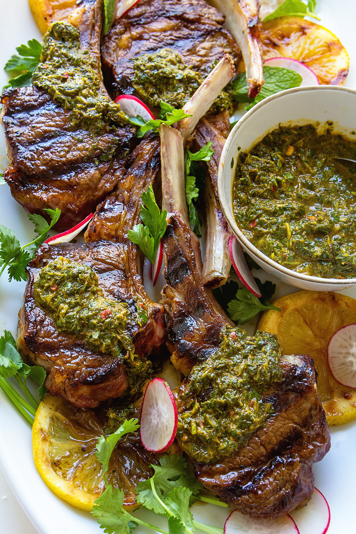 Grilled Lamb Chops | Real Food by Dad