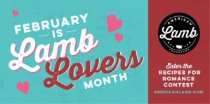 Lamb Lovers Month Ad