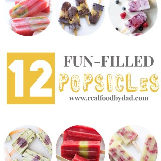 Boozy Pops via Real Food by Dad