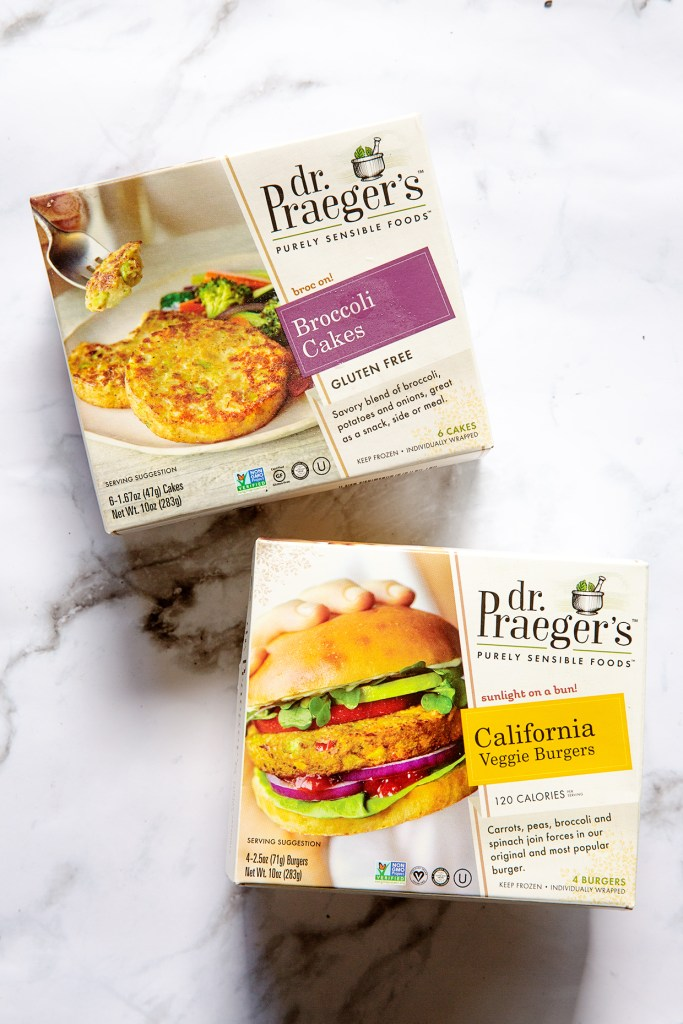 Dr Praegers Products
