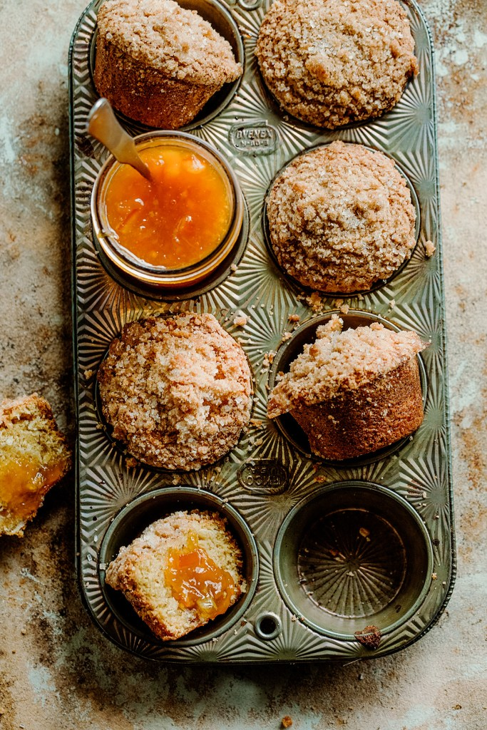 Marmalade Muffins Real Food by Dad