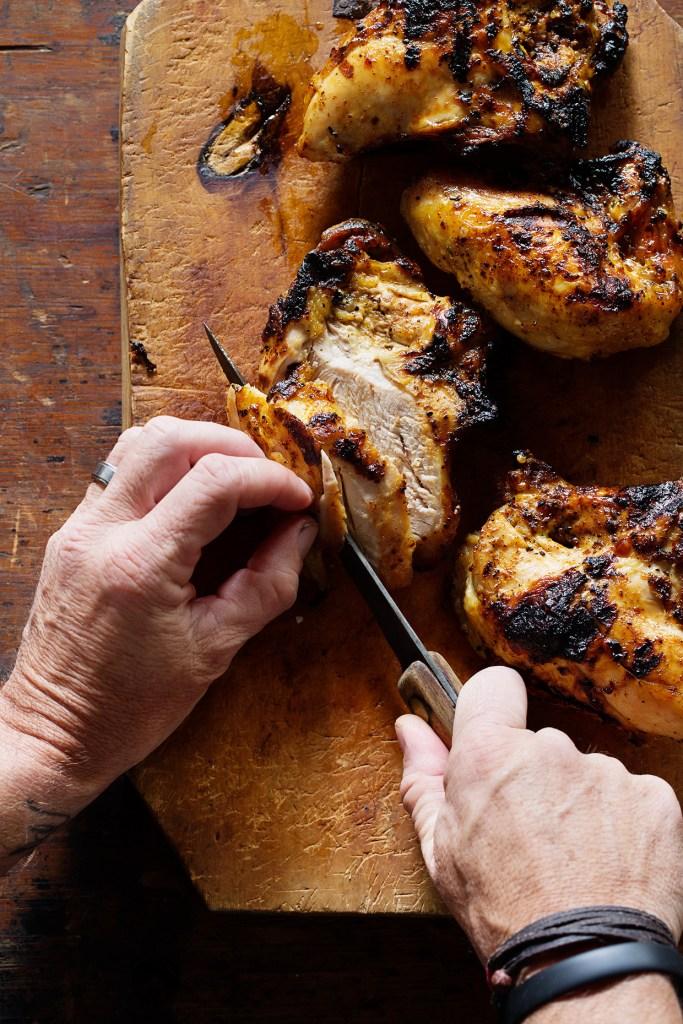Thousand Island Grilled Chicken