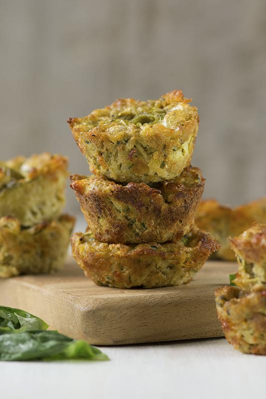 Jalapeno Zucchini Mini Bites | Easy Gluten Free Party Appetizer Finger Food Recipe